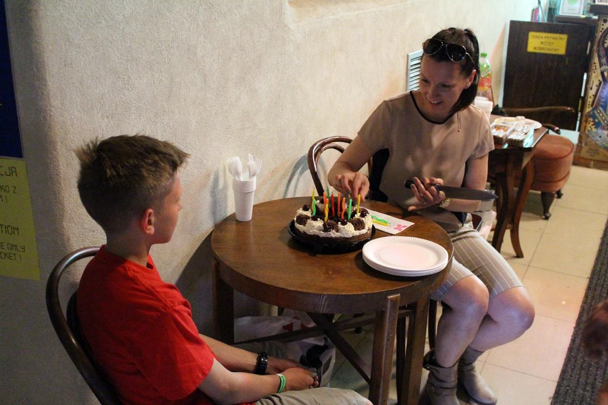 urodziny na flipperach