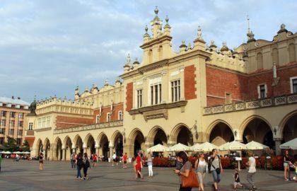 Questing Kraków
