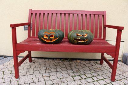 Halloween'owe Latarnie