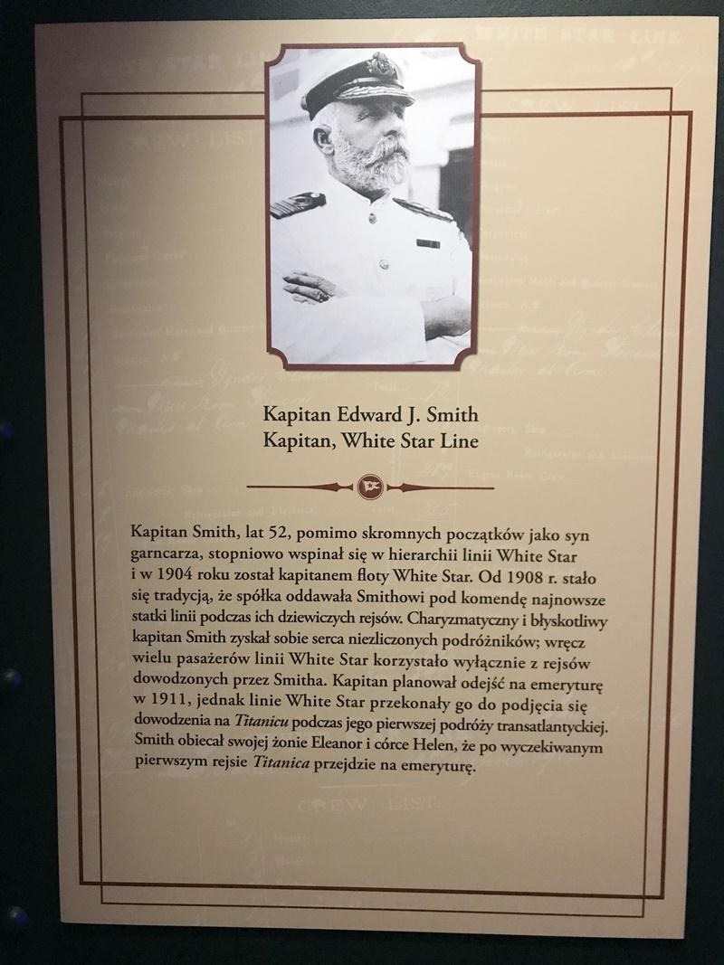 Wystawa Titanic